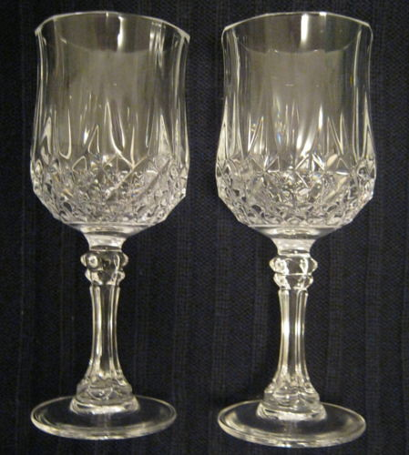 Vintage Crystal Glass 78