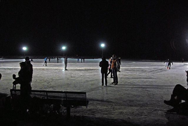 2012-02-11 Schaatsen WIJV en 't Hilgelo