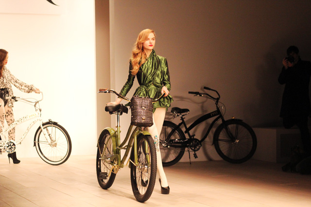 ppq bike bicycle aw12 london fashion week