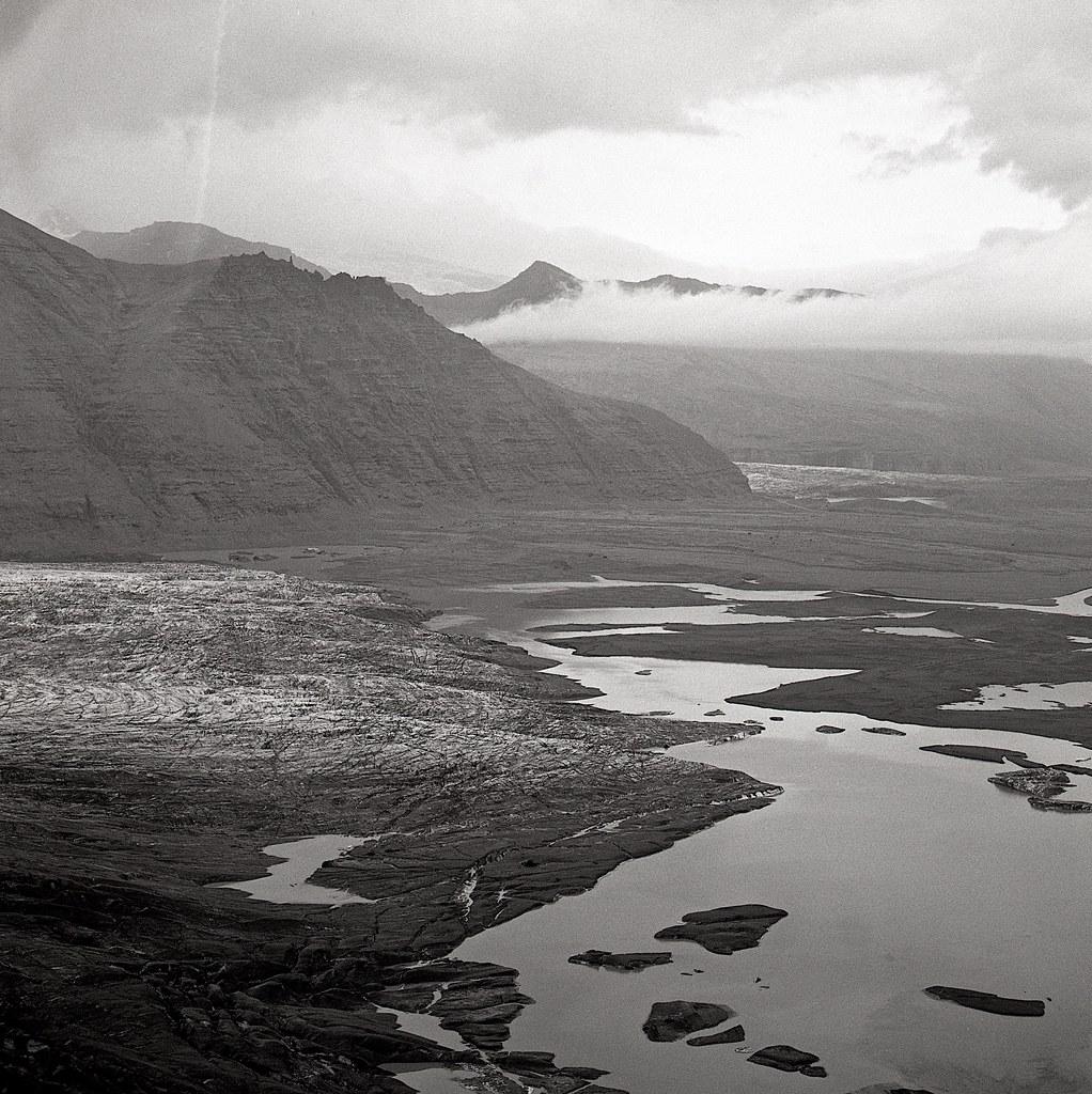 "Image titled ""Skaftafell, Iceland."""