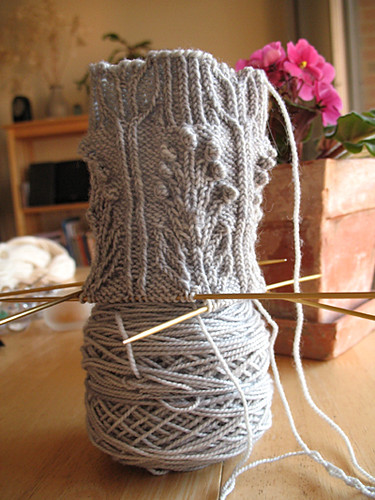 Kelmscott Sock