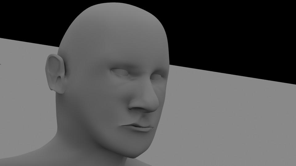 clay render 1