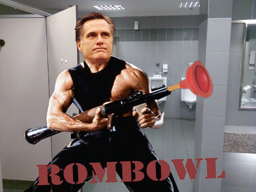 ROMBOWL by Colonel Flick
