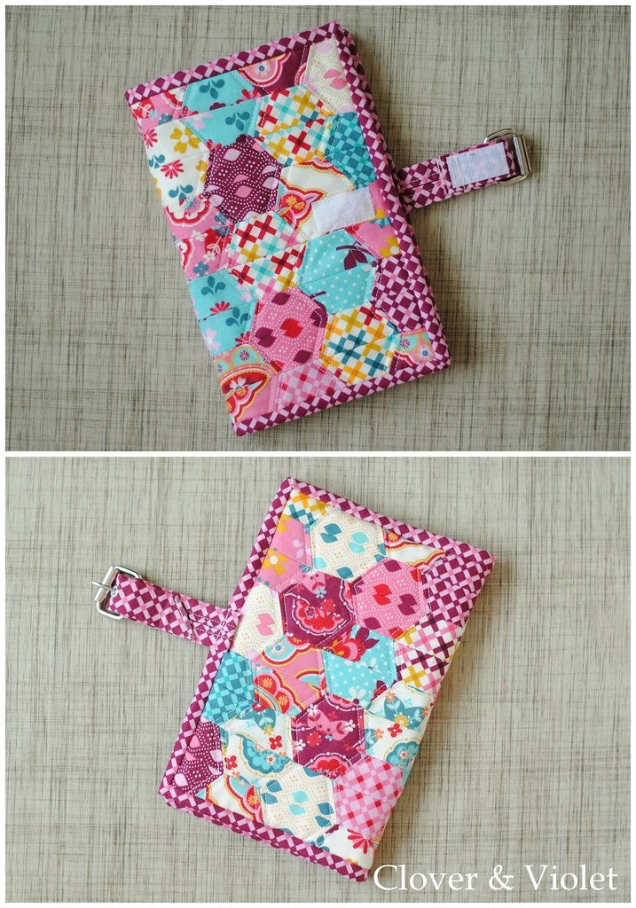 Notepad Cover {Moda Sliced Contest}