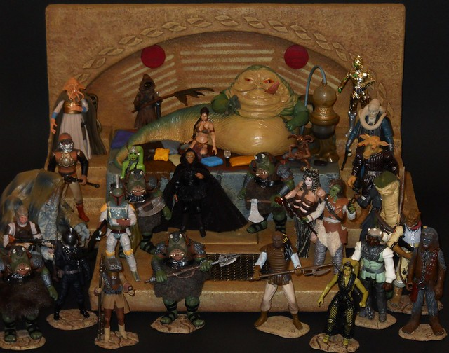 Jabba S Throne Room Playset Flickr Photo Sharing