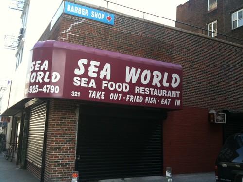 Sea World, New York