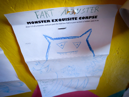 exquisite corpse