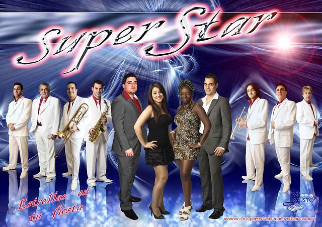 A4 super star final