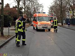 Ölspur Schuppstr/Bingertstr/Leibnizstr 15.02.12