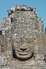 Tour à visages du Bayon (Angkor Thom)