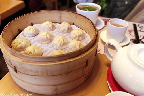Xiao Long Bao from Din Tai Fung, Beijing