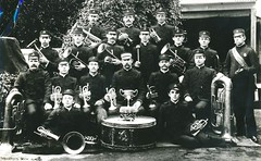 Riggs's Brass Band 1901