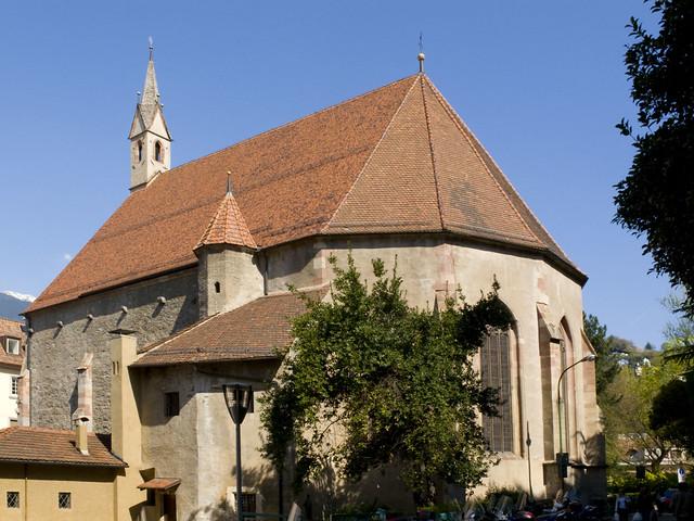 Chiesa di santo spirito heiliggeistkirche ii flickr for Azienda soggiorno merano