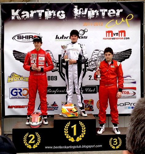 Karting Winter Cup 2012