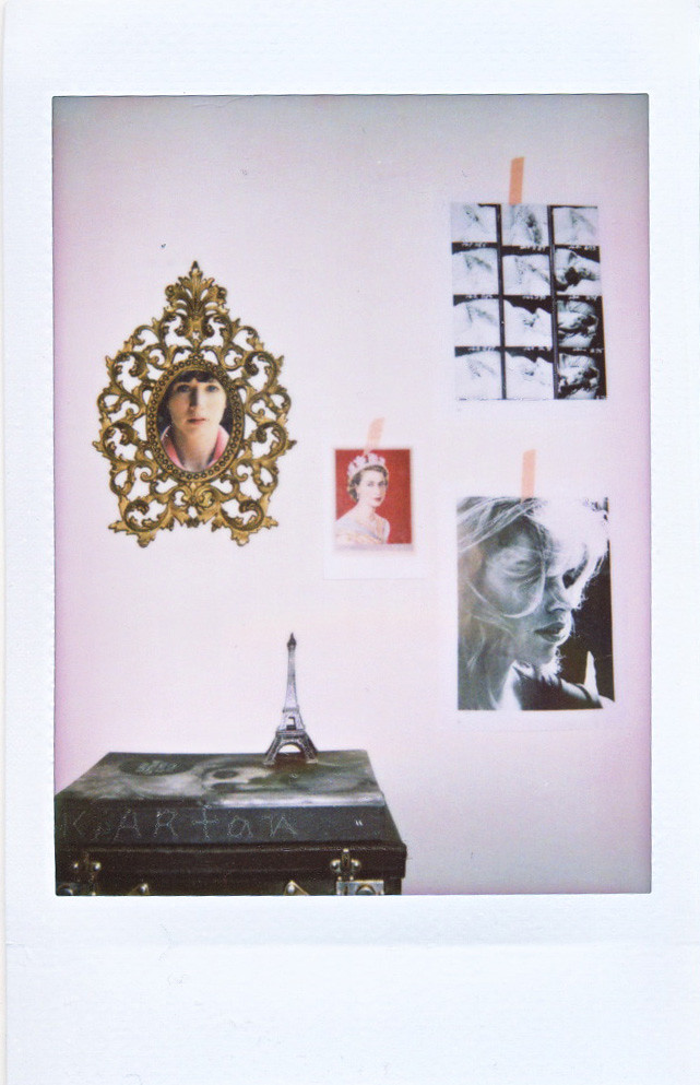 instax wednesday.