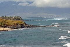 2012-02-10 02-19 Maui, Hawaii 080 Road to Hana, Ho'Okipa Beach