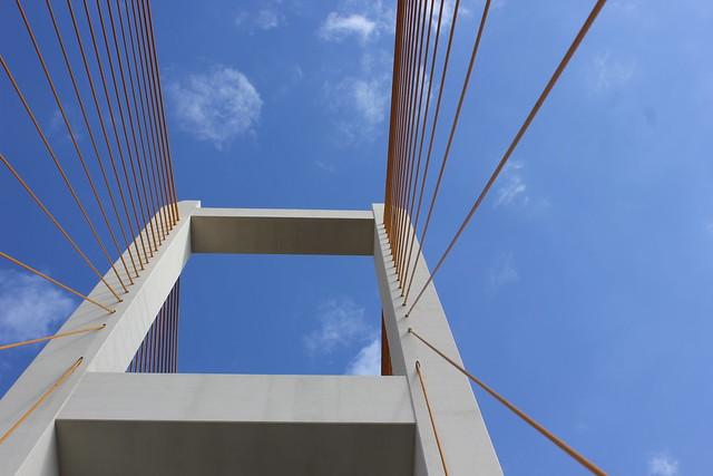 John James Audubon Bridge, Pointe Coupee LA