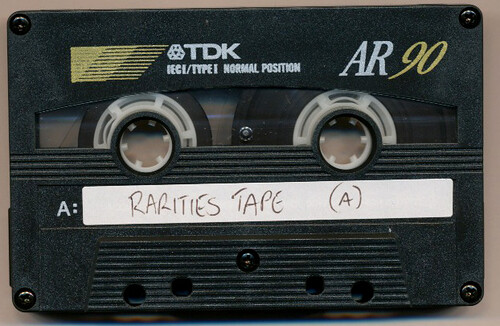 b&s rarities tape