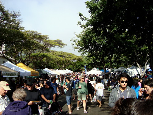 KCC Farmers' Market (Honolulu, HI)