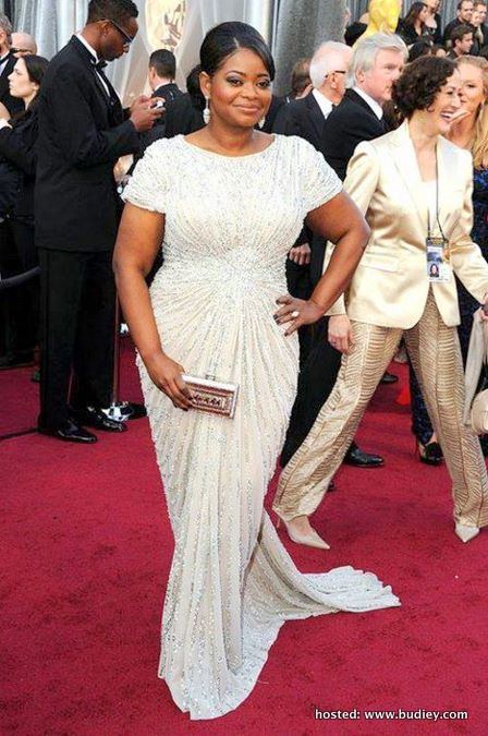 Octavia Spencer #Oscars