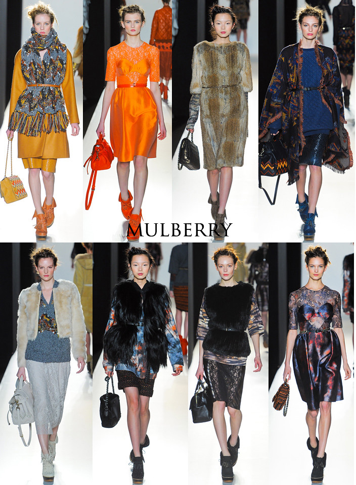 Mulberry LFW