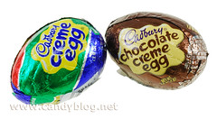 Cadbury Creme Egg & Chocolate Creme Egg