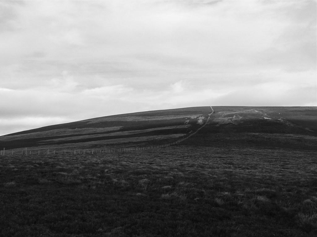 Western slopes of Craig Veann