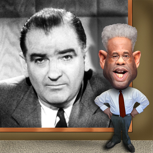 Allen West in Joe McCarthy's Neighborhood