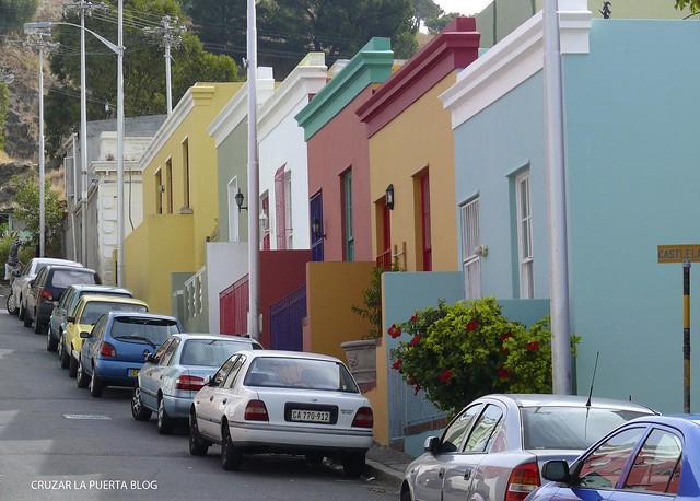 Boo Kaap-Ciudad del Cabo