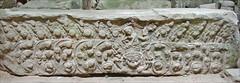 Linteau (Preah Khan, Angkor)