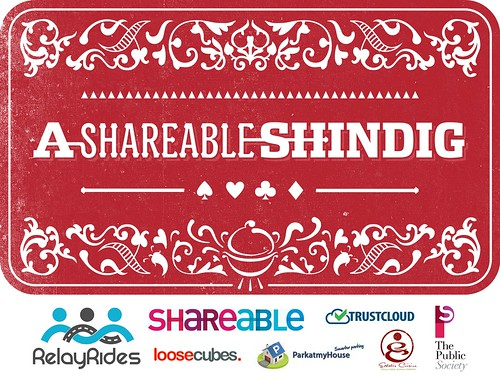 A Shareable Shindig Logo