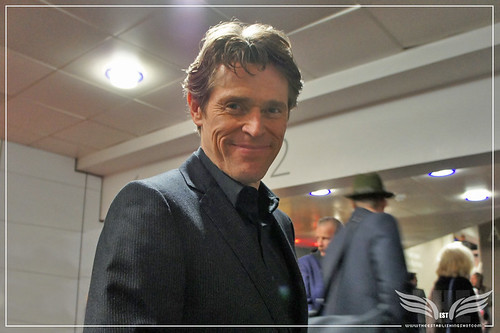 The Establishing Shot: UK John Carter Premiere Willem Dafoe - BFI, London by Craig Grobler
