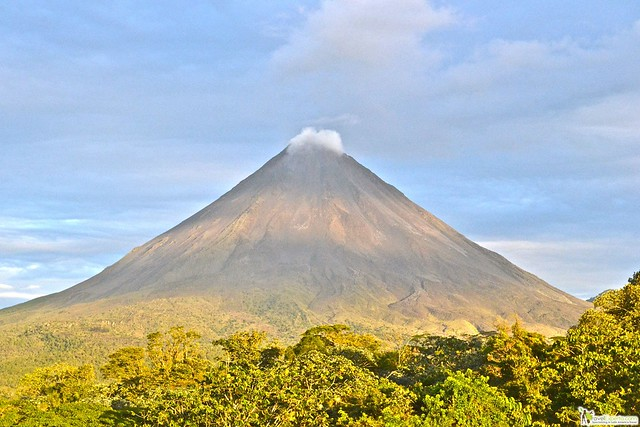 5 of the Best National Parks of Costa Rica - arenal volcano