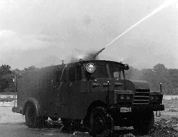 SR 104 Autotun pentru stins incendii