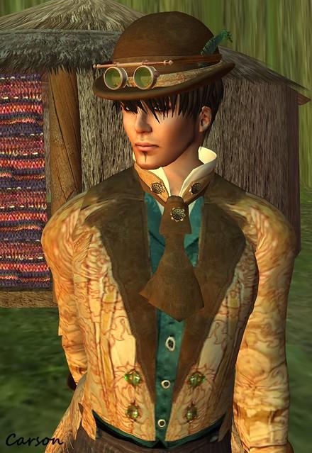 !~DD~! Steampunk Gentleman's Outfit