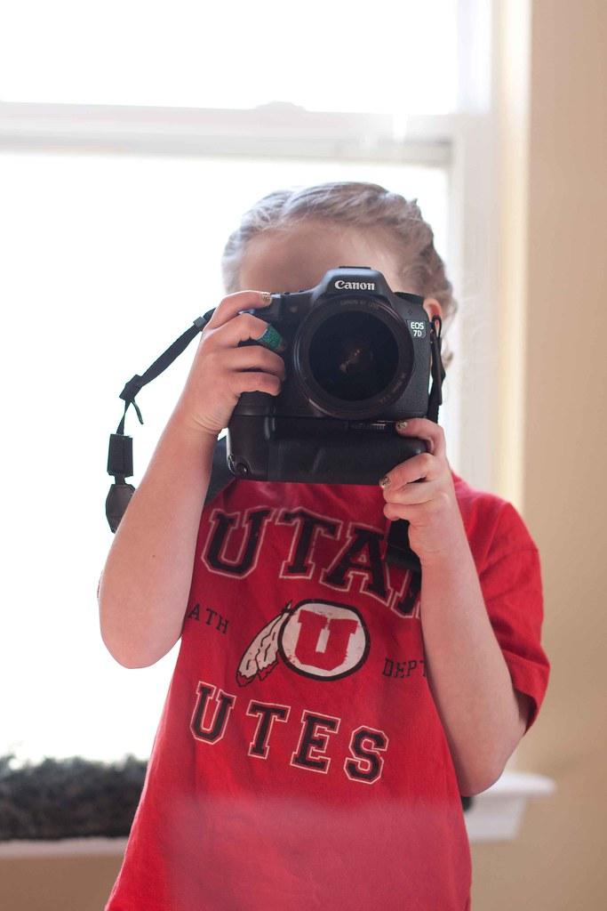 Photographer Addie