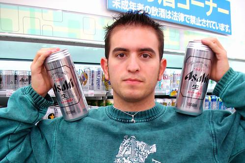 Flapy loves Asahi