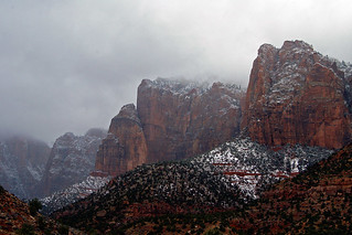 Utah Highway 9, Zion, February 2012 (4)