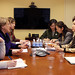 UN Women Executive Director Michelle Bachelet meets with Meng Xiaosi, Head of the Chinese Delegation to CSW, Vice President of the All-China Women's Federation
