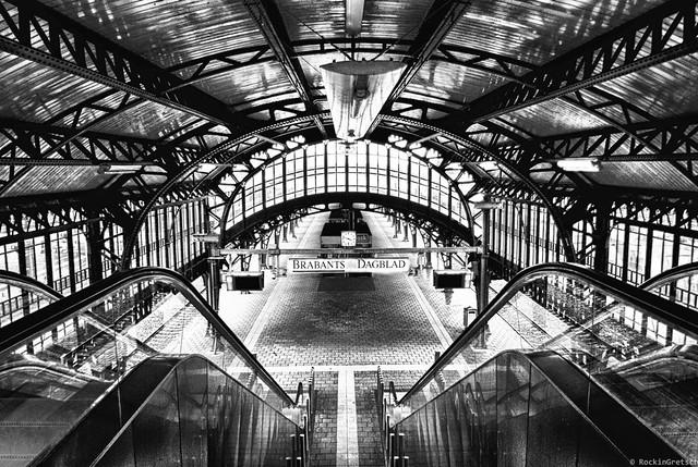 Den Bosch railstation