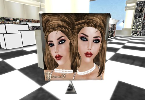 Alchemy - Triana skin+shape (only for members) by Cherokeeh Asteria