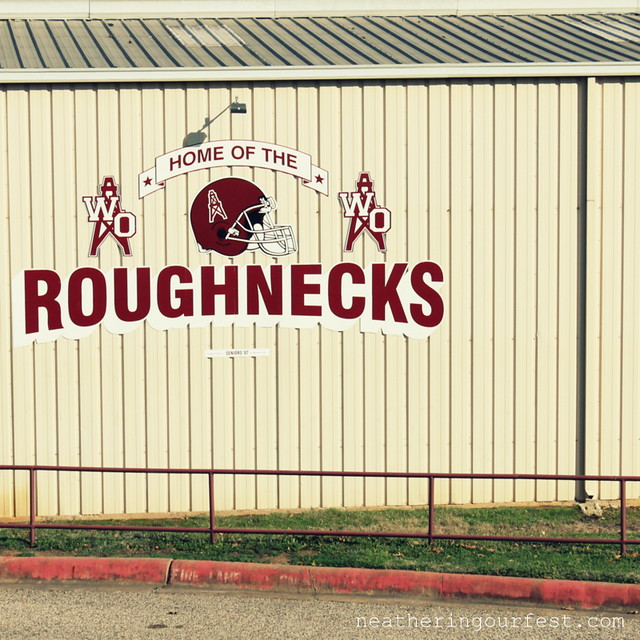 white oak roughnecks