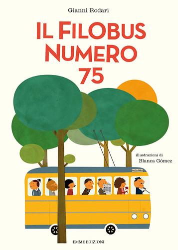 Il filobus numero 75 by blancucha