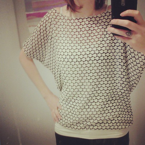 I made a new top!