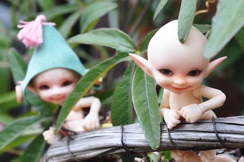 two little cuties