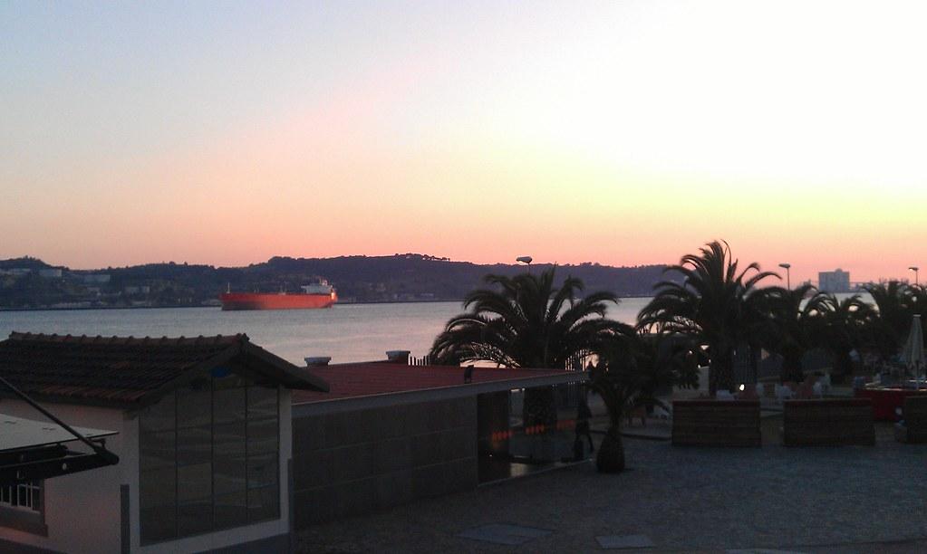 Big Red Ship