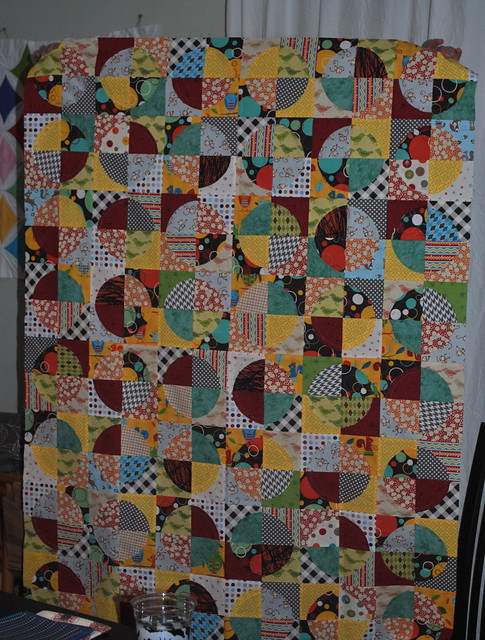 Elizabeth's Cluck Cluck Sew Quilt