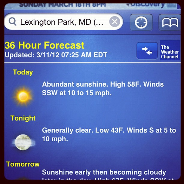 "I love when it says ""Abundant Sunshine""!"