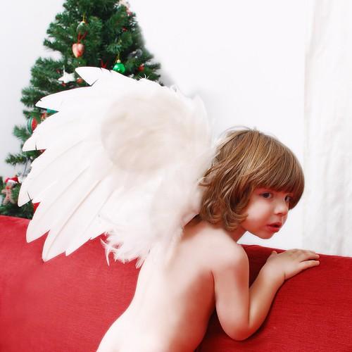 My little angel Ricky