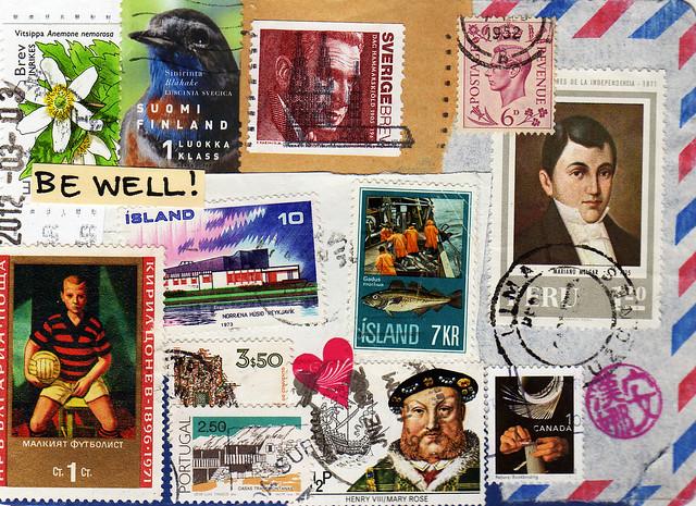 Meta Postcard #2 2012